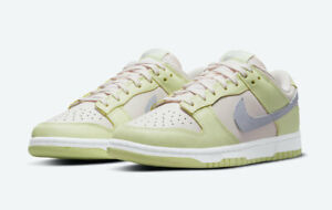 Nike Dunk Low Women's Soft Pink Ghost Lime Ice DD1503-600  Wmns Sz 4-12 In Hand