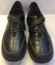 Rieker Anti Stress Women's Black Shoes European Size 40 U.S. 9