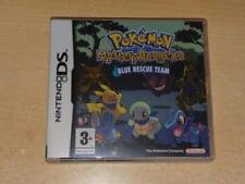 Videojuegos de acción, aventura Pokémon Nintendo DS