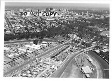 Agenzia stampa internazionali ORIGINALE RITRATTO AUSTRALIAN GP Adelaide 1987