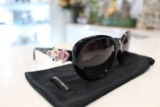"""New never used"" DG 4183 501/8G Round Plastic Sunglasses"