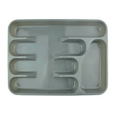 Cutlery Tray Plastic Silver Payless Trading NEW