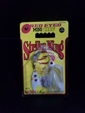 Strike King Spinnerbait Red Eye Mini King