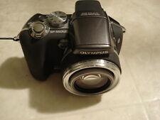 LikeNew Olympus SP-550uz SP550 7MP Digital Camera SP-550 - 18x Optical Zoom