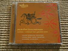 Prokofiev: Scythian Suite Lieutenant Kijé Khachaturian: Gayaneh - Scherchen  CD