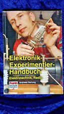 ELEKTRONIK-EXPERIMENTIER-HANDBUCH Elektrotechnik Radiotechnik Transistoren Funkw