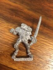 Chaos Champion Beastmen In Bone Armour 80s  Warhammer OOP