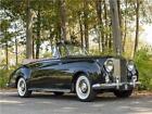 1962 Rolls Royce Silver Cloud II Mulliner Park Ward Drophead Coupe 1962 Rolls RoyceSilver Cloud II For Sale! Excellent Condition, 6017 Miles!