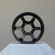 4  ROTA WHEEL GRID OFFROAD 16X8 6X139.7 20 GM NISSAN TOYOTA FORD PICK UP NO CAP