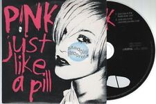 Pink Just Like A Pill CD SINGLE card sleeve