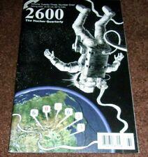 2600,THE HACKER QUARTERLY,COMPUTER,SPYWARE,MySPACE,HACKING,CINGULAR WIRELESS