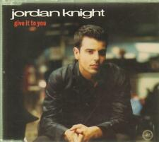 Jordan Knight(CD Single)Give It To You-New