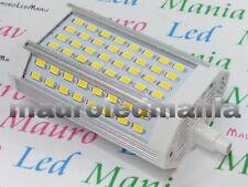 R7S 118 mm Led Lampada RX7S 30W=300W Con Ventilatore Bianco Caldo 220V 64 Smd
