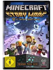 PC Computer Spiel ***** Minecraft: Story Mode ***************************NEU*NEW