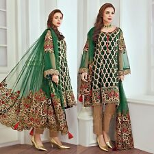 Baroque Pakistani Party & Wedding Collection Designer Shalwar Kameez Suit Dress