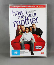 HOW I MET YOUR MOTHER: SEASON 1 (DVD, 2007, 3-DISC SET) IN EXCELLENT CONDITION
