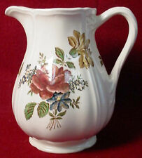WEDGWOOD china QUEEN'S SPRAYS (no #) pattern 32 oz Pitcher