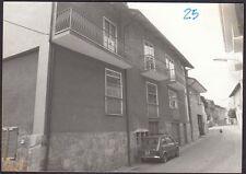 YZ0139 Giaveno - Buffa - Scorcio panoramico - FIAT 126 - Fotografia d'epoca