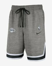 2020 NBA Finals Nike Los Angeles Lakers Showtime Therma Flex Performance Shorts
