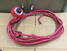 * Marine Boat Perko 9601 Battery Switch with 2 GA SAE J378 Battery cables