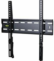 "Ultra Slim TV Wall Mount Bracket, Flat Panel 27""-55"" LCD LED Plasma, Low Profile"