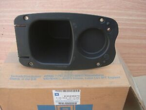 Centre Console Insert Box fits Opel Vauxhall Vectra B 90436970 Genuine
