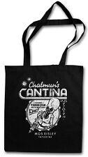 Chalmun 's cantina Hipster BAG-BORSA TESSUTO STOFFA sacchetto-STAR WARS Tatooine