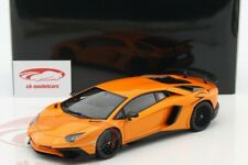 AUTOART 74557 1:18 LAMBORGHINI AVENTADOR LP750-4 SV METALLIC ORANGE