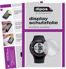 6x Garmin Approach S3 Schutzfolie klar Displayschutzfolie Folie Display Schutz