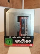 Blu Ray Steelbook Guardians of the Galaxy 1 in 3D+2D - TOP - Versandkombi lesen