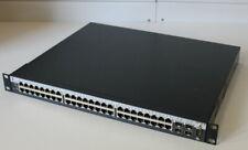02-28-04459 Ethernet Switch ENTERASYS C2H124-48 48 Port Fast Ethernet LAN 4x SFP