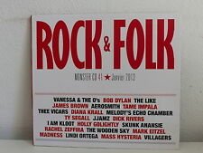 CD ALBUM Monster CD 41 Rock N folk BOB DYLAN / JAMES BROWN / AEROSMITH