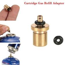 Outdoor Camping Stove Gas Cylinder Bottle Refill Adapter Refilling Butane A4D0