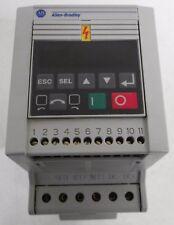 Allen Bradley 160-BA03NPS1P1 Series C Speed Controller 0.75KW 1HP