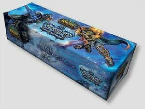 WoW TCG - Eiskrone / Icecrown - Epic Collection OVP Booster Loot?