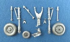 Mirage lll Landing Gear For 1/32nd Scale Revell Model  SAC 32030