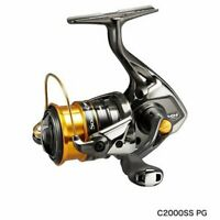 Shimano 17 Soare CI4+ C2000 SS PG From Japan