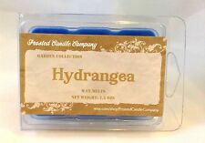 Hydrangea 2.5oz Soy Wax Melts Scent Fresh Floral Spring One Package