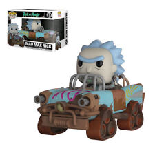 Mad Max Rick Licensed Rick and Morty Funko POP! Rides 37 Vinyl Figure Adult Swim