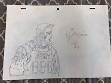 GI Joe Renegades Original Concept Art Duke