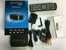 DUNE HD TV-101 1080P - NETWORK MEDIA PLAYER - USED, EXCELLENT CONDITION
