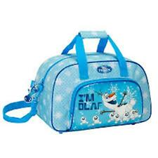 "Disney FROZEN ""I'm OLAF"" Sport / Hand / Shoulder / Travel Bag"