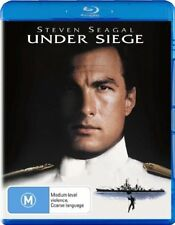 Steven Seagal Blu-ray Collection (Under Siege / Under Siege 2 / Hard to Kill / N