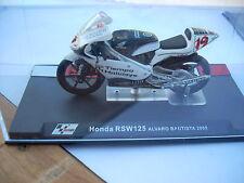 HONDA RSW 125 ALVARO BAUTISTA 2005