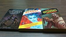 Collection of Classic 1970's Sci-Fi Paperback Novels!