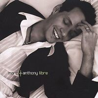Libre by Marc Anthony BRAND NEW FACTORY SEALED CD