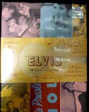 Elvis Presley Box Set of 14 Genuine Reproductions Chronicle Books New Sealed .