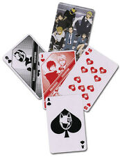 Durarara!! Poker Playing Cards Anime Manga Game Licensed NEW