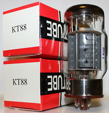 Matched Pairs Svetlana KT88 Power Amp Tubes, NEW !!!