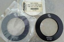 2 - PETERSON SYSTEMS, INC  #05-1636 Pulley Flanges AND 1- #05-0736 Guide Washer